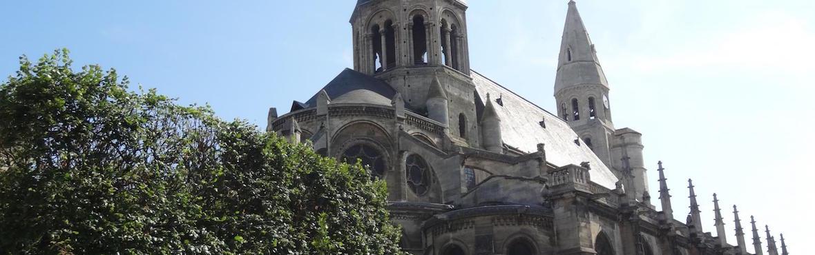 Eglise de Poissy
